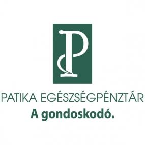 PATIKA EGÉSZSÉGPÉNZTÁR